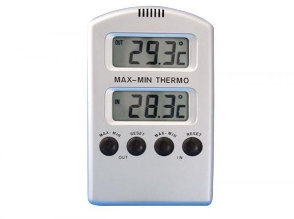 Kühlschrank Thermometer Digital : Stella praxisbedarf kühlschrank maxima minima thermometer